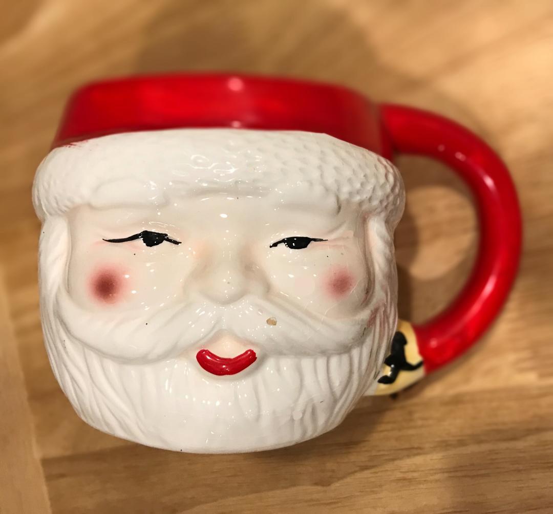 Santa Mugs Comeback Christmas Gals